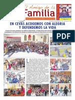 EL AMIGO DE LA FAMILIA domingo 15 enero 2017.