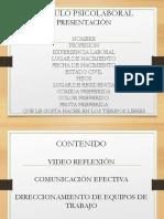 Módulo Comunicación Efectiva-direccionamiento Equipos-liderazgo
