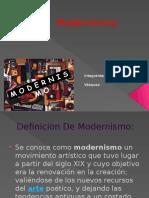 Modernism o