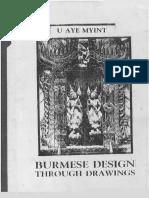 Burmese Design Through Drawings
