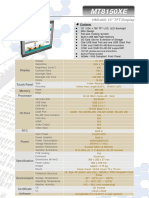 MT8150XE Datasheet ENG