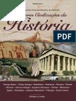 As Maiores Civilizações Da História - Pedro Silva