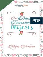 Diario Devocional Mujeres