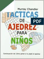 Tácticas de Ajedrez Para Niños - Murray Chandler