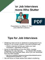 Tips 4 Interviews