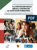Publicacio n Participacio n Poli Tica Mujer Bolivia WEB IEPALA-1