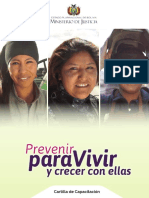 Prevenir Para Vivir y Crecer Con Ellas