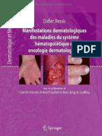 Dermatologie et Oncohématologie