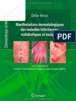 Dermatologie et infections