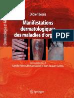 Dermatologie des maladies d'organes