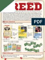 Greed Spielregel US 08