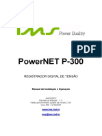 PowerNET P300 Manual P