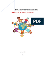 Proiect Intercultural- Prieteni de Pretutindeni