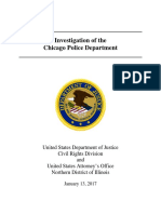 Chicago Police Department Findings