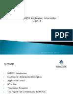 RM6203-5V1A Application Information