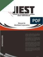 Manual de Identidad Corporativa IIEST