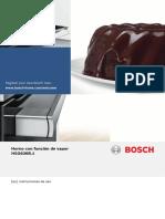 Recetario Bosch