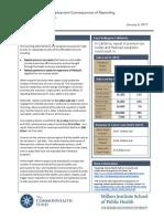 Repealing Federal Health Reform Fact Sheet - California