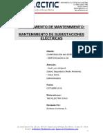 01 PROC-Mantenimiento de Subestaciones