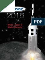 Estes 2016 Catalog