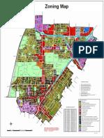 City of Costa Mesa Zoning Map 2017