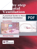 Neonatal Ventilation, Step by Step