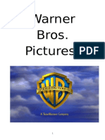 Warner Bros a Level Assignment