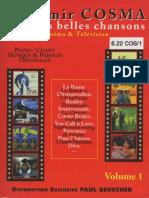 Vladimir Cosma - [Book] Les Plus Belles Chansons Vol 1 (81)