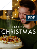 The 12 Bakes of Christmas by John Whaite