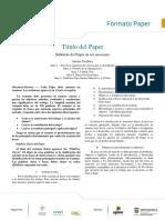 5. Tutorial. Formato Paper 2013. Colombia.pdf