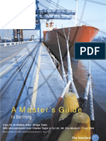 guide to berthing