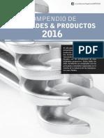 Compendio de Novedades & Productos 2016