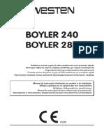 Westen Boyler 280