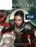 The World of Thedas Volume 2