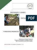 Fertilizantes y Fungicidas Organicos