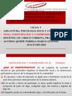 Expo de Ps. Social