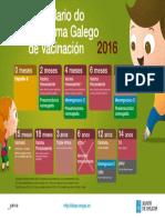 Cartel Pgv Infantil 2016