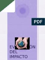 evaluación del impacto.pptx