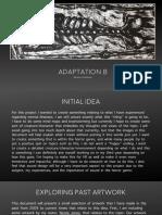 Adaptation B Initial Ideas2