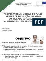 Plano Mestre de Produçao1