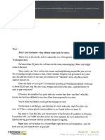 Fundraising Letter From Freedom Foundation