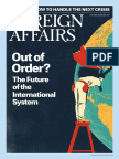 96-1 - JanFeb 17 - Out of Order - The Future of the International System