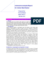 Steel Sector Article