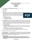 Council March 15 Agenda