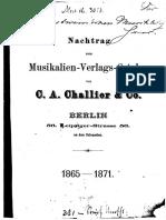 Berlin Challier & Co., n.d.(1871)