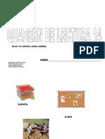 Quadern de Lectura Escola14