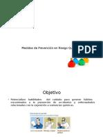Medidas de Prevención en Riesgo Químico.pptx