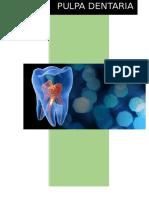 Bioquímica de La Pulpa Dentaria