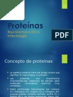 Clase 2-3 Proteinas