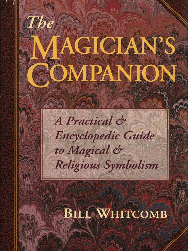 199162255themagicianscompanionpdf  Magic (paranormal)  Consciousness
